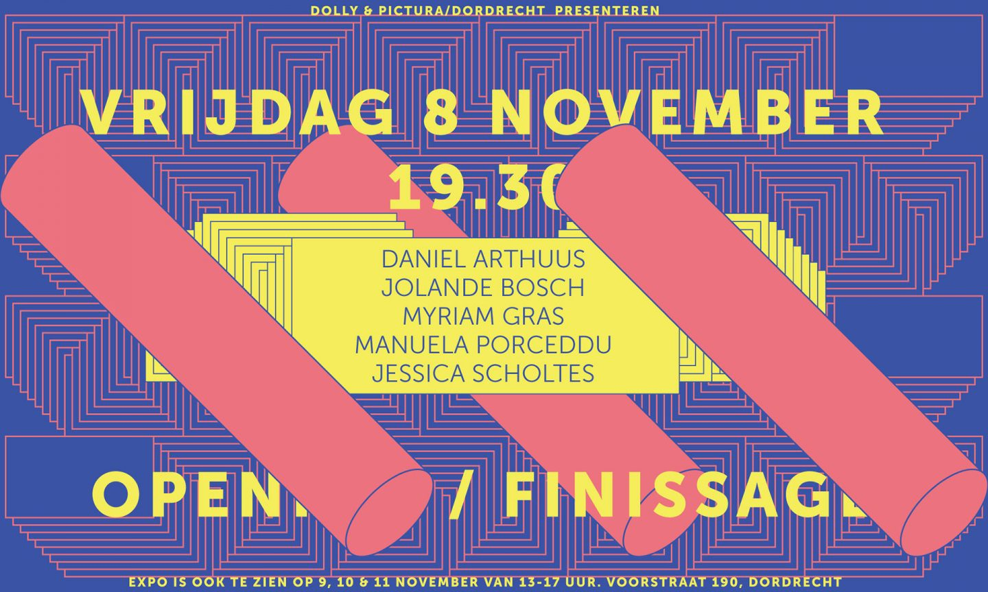 Uitnodiging Finissage 8-11-19